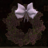 French Lilac Wreath (75% OFF SALE! WAS $125 -> NOW ONLY $30!)