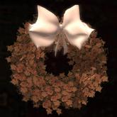 Blush Heirloom Rose Wreath