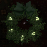 Lemon Balm Wreath with Butterflies (WAS $145 -> NOW ONLY $35!)