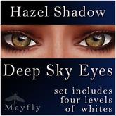 Mayfly - Deep Sky Eyes (Hazel Shadow)