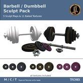 Trowix - Barbell / Dumbbell Sculpt Pack
