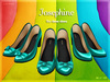 [ROLY-POLY] Josephine - Teal green