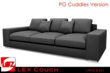 MESHWORX Lex Couch PG Cuddles (100% MESH)