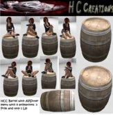 PROMO! HCC Barrel