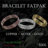 Bracelet Fatpack (Boxed)