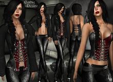 *DE Designs* - Gothic Desire