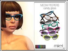MIEL MEOW PEEPERS - candy gloss