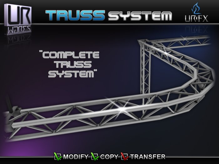 [URW] TRUSS 2 SYSTEM
