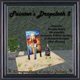 Painter's Dropcloth 2