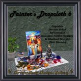 Painter's Dropcloth 6