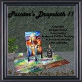 Painter's Dropcloth 11