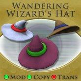 Wandering Wizard's Hat