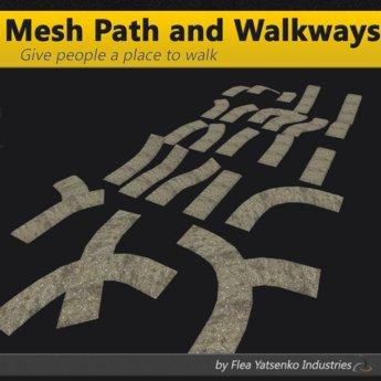 [FYI] Mesh Path and Walkway Builder's Kit 1.0.0 (copy/mod)