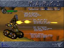 M.A.R.K.1 - Mechanical Armed Robotic Killer AV