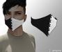 Cobrahive - Visual Masks [black/white]