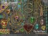 Jewellery Treasure box - Pandora's Sparkly Box - Necklaces, Rings, Earrings, Bangles