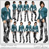 *EverGlow* - Boys Poses #8