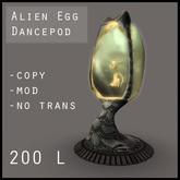 [europa] Alien Egg Dancepod