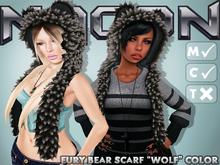 Nacon's Fury Bear Scarf [Wolf] (1.2)