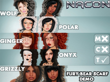 Nacon's Fury Bear Scarf [DEMO] (1.2)