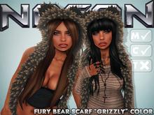Nacon's Fury Bear Scarf [Grizzly] (1.2)