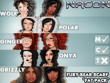 Nacon's Fury Bear Scarf [Fat Pack] (1.2)