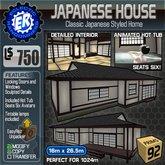 ER Japanese House [Rezzer]
