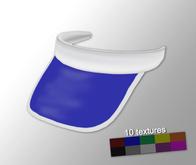 Cobrahive - Visor Caps [white]