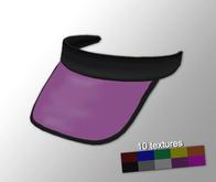 Cobrahive - Visor Caps [black]
