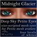 Mayfly - Deep Sky Petite Eyes (Midnight Glacier)