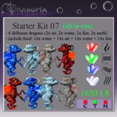 Dranopia  Starter Kit 07 (all in one)