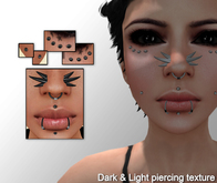 """Cobrahive - Piercing """"Firefly"""""""