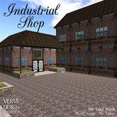 ::VD:: Industrial Shop (40x50)