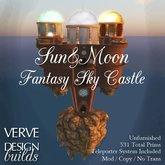 ::VD:: Sun & Moon Floating Fantasy Castle (60x60)