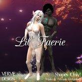 ::VD:: Lil' Faerie Shapes Set