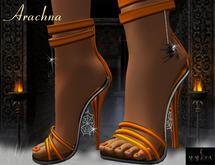Akaesha's Arachna Heels - Halloween Special Edition Shoes!