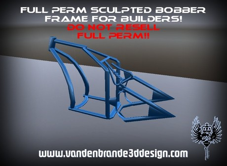FULL PERM Bobber frame with suspension For Creators Only on marketplace!