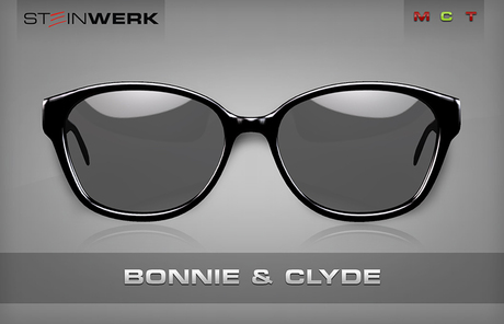 [SteinWerk] Mesh - Bonnie & Clyde Sunglasses (includes Petites version)