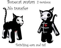 bonecat avatars