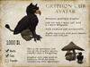 Gryphon Cub Avatar