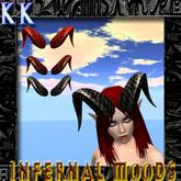 KK Fantasy: Classic Tiefling Horns
