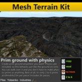 [FYI] Mesh Terrain Builder's Kit