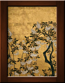 Japanese Painting Framed Art 1 Prim