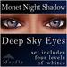 Mayfly - Deep Sky Eyes (Monet Night Shadow)