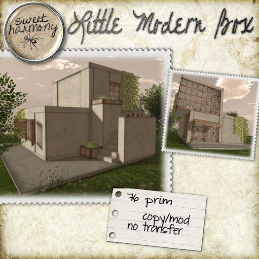 [sh] Little Modern Box
