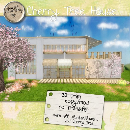 [sh] Cherry Tree House