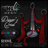 - Dancer's Triad - A Mesh Build by Khyle Sion at ~Refined Wild~