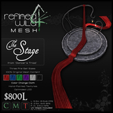 - Dancer's Triad: Stage - A Mesh Product by Khyle Sion