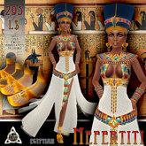 *DM* Egiptian Nefertiti -  for Ancient Cleopatra Nefertiti Greek Egypt Athenian Goddess