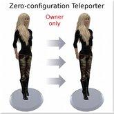 Zero-configuration Teleporter (Owner)